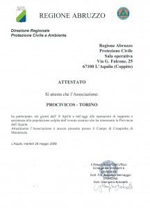 riconoscimento da regione Abruzzo - procivicos