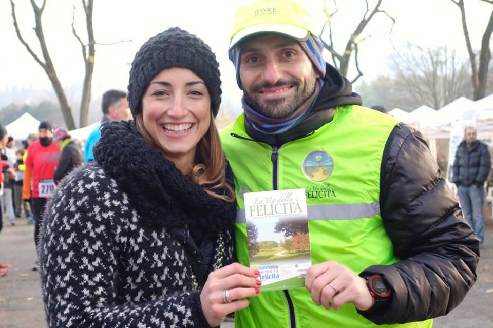 Giulia Bartolini e Simone Leo